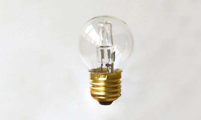 Halogen Oven Bulb 18w 25w 40w 2000 Hours Lifespan