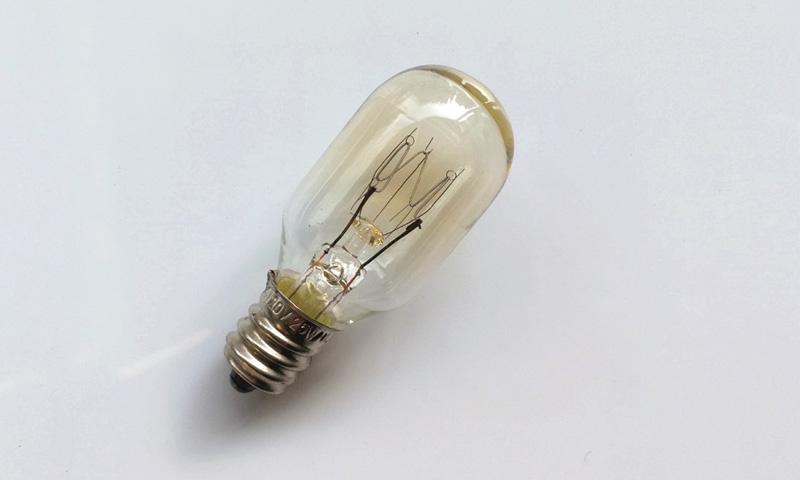 120v E12 Base 25w Salt Lamp Bulb For North America