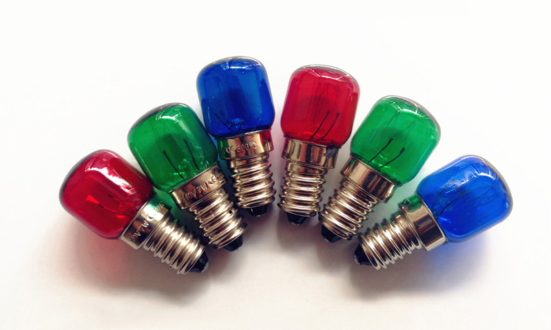 3W LED salt lamp bulb for Himalayan salt lamp globes
